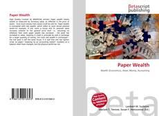Buchcover von Paper Wealth