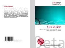 Bookcover of Sofia Liljegren