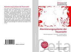 Bookcover of Alarmierungssysteme der Feuerwehr