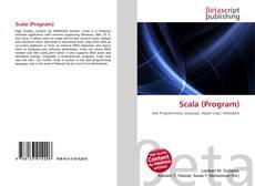 Portada del libro de Scala (Program)