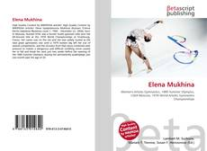 Bookcover of Elena Mukhina