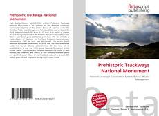 Bookcover of Prehistoric Trackways National Monument
