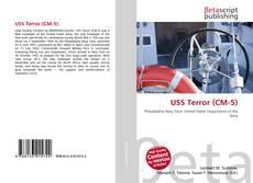 Bookcover of USS Terror (CM-5)