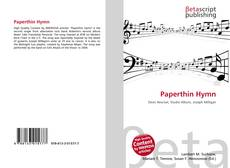 Bookcover of Paperthin Hymn