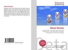 Bookcover of Alexei Nemov
