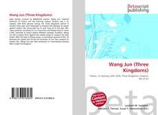 Обложка Wang Jun (Three Kingdoms)
