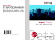 Bookcover of Paphos District