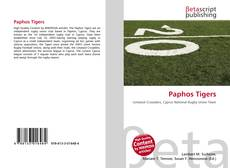 Bookcover of Paphos Tigers