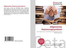 Couverture de Allgemeines Anpassungssyndrom