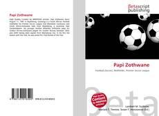 Bookcover of Papi Zothwane