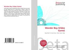 Bookcover of Wonder Boy (Video Game)