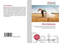 Bookcover of Alina Kabayeva