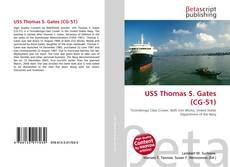 Обложка USS Thomas S. Gates (CG-51)