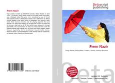 Prem Nazir kitap kapağı