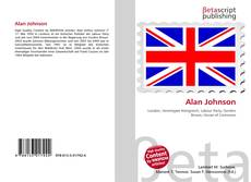 Bookcover of Alan Johnson