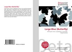Large Blue (Butterfly)的封面