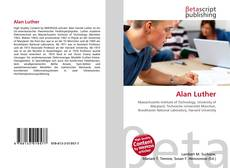 Capa do livro de Alan Luther