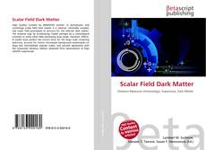 Capa do livro de Scalar Field Dark Matter