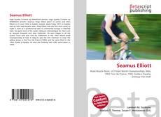 Buchcover von Seamus Elliott