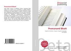 Buchcover von Premanand Bhatt