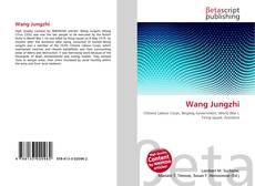Capa do livro de Wang Jungzhi