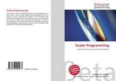 Обложка Scalar Programming