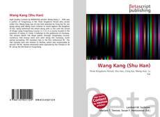 Couverture de Wang Kang (Shu Han)