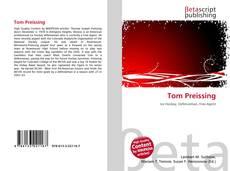 Couverture de Tom Preissing