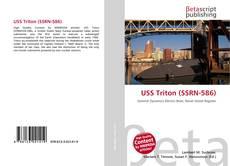 Capa do livro de USS Triton (SSRN-586)