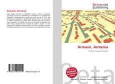 Capa do livro de Armavir, Armenia