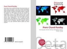 Prem Chand Pandey kitap kapağı