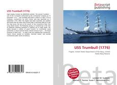 Portada del libro de USS Trumbull (1776)