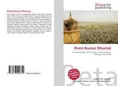 Bookcover of Prem Kumar Dhumal