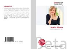 Bookcover of Nadia Matar