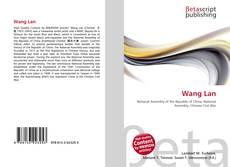 Capa do livro de Wang Lan
