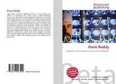 Bookcover of Prem Reddy