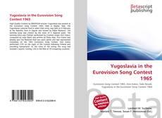 Copertina di Yugoslavia in the Eurovision Song Contest 1965