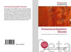 Premenstrual Dysphoric Disorder kitap kapağı