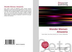 Обложка Wonder Woman: Amazonia