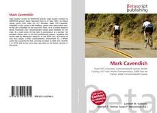 Mark Cavendish kitap kapağı