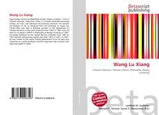 Bookcover of Wang Lu Xiang
