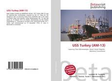 Обложка USS Turkey (AM-13)