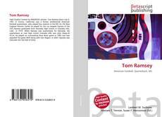 Buchcover von Tom Ramsey