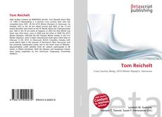 Tom Reichelt kitap kapağı