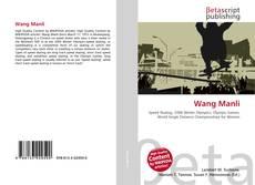 Capa do livro de Wang Manli