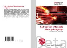 Buchcover von Call Control eXtensible Markup Language