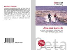 Bookcover of Alejandro Valverde