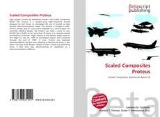 Capa do livro de Scaled Composites Proteus