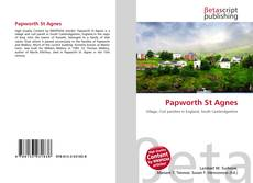 Bookcover of Papworth St Agnes