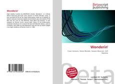 Bookcover of Wonderin'